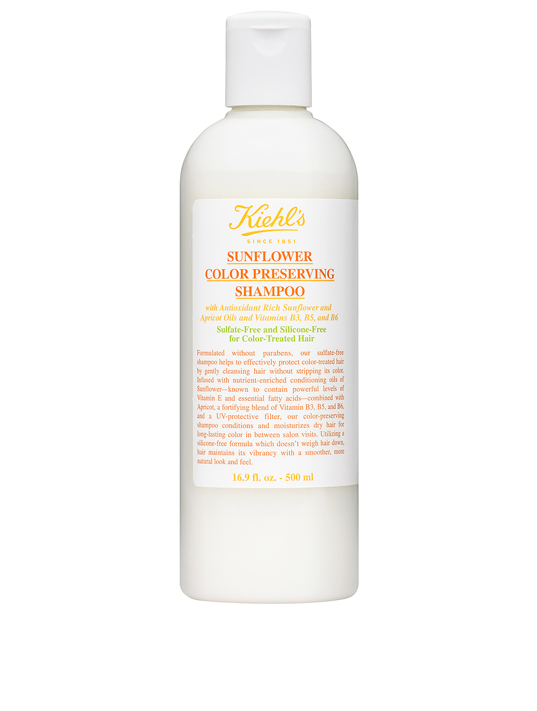 KIEHL'S Sunflower Color Preserving Shampoo Beauty