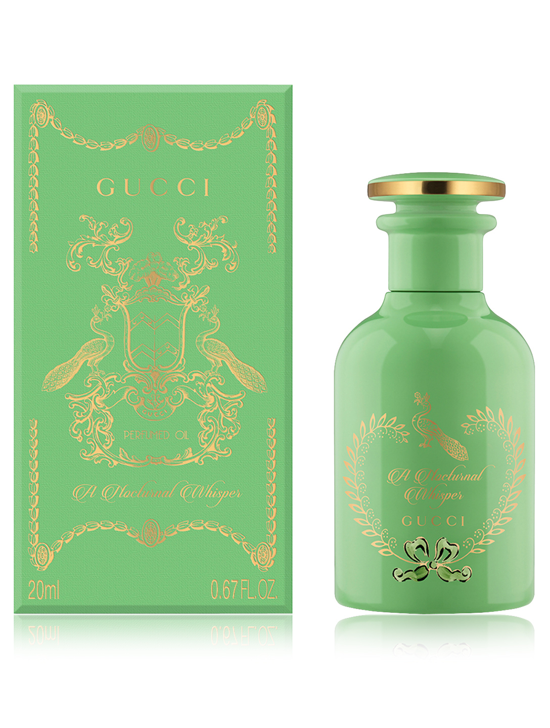 GUCCI The Alchemist's Garden A Nocturnal Whisper Perfumed Oil Beauty