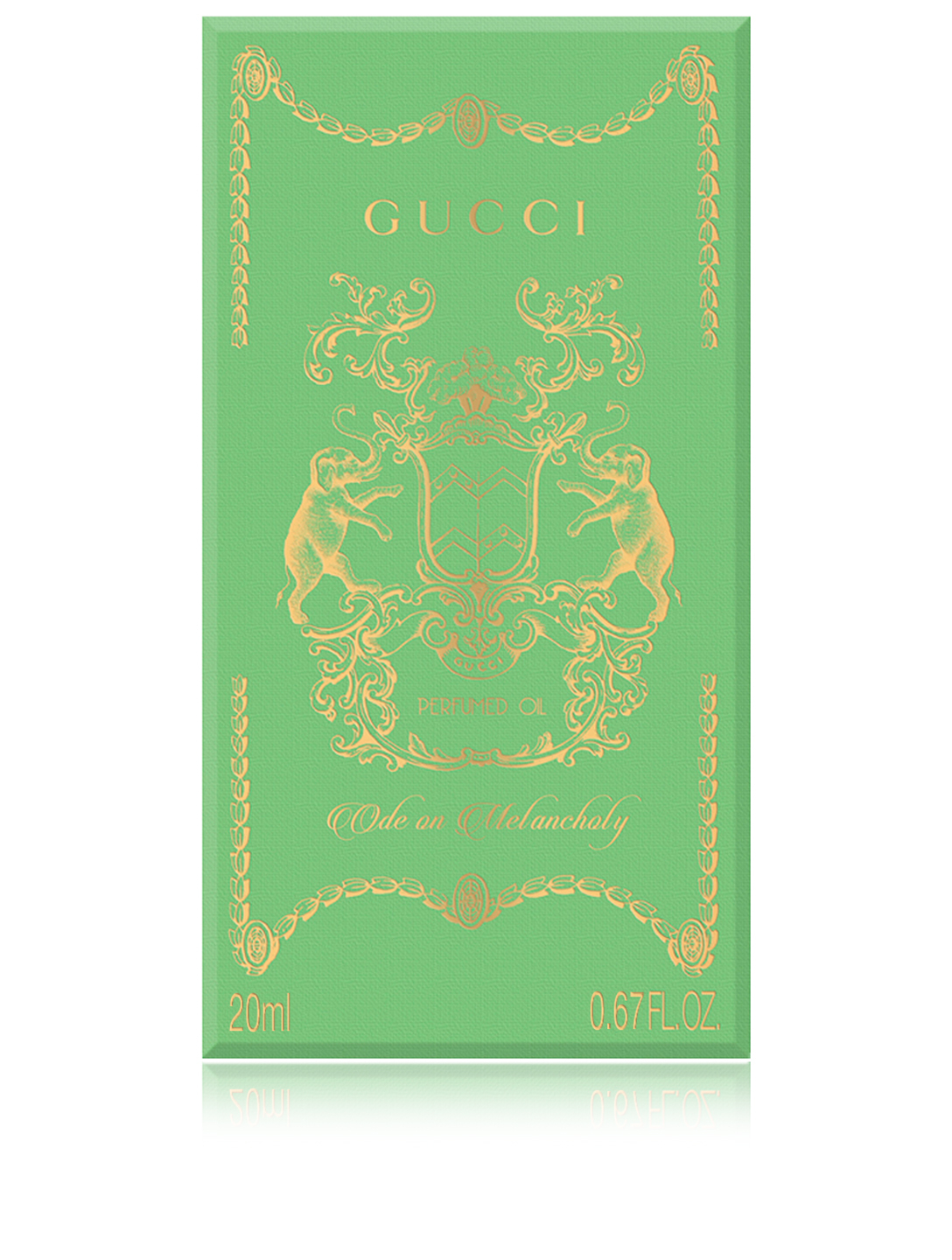 GUCCI Huile parfumée Ode on Melancholy, collection The Alchemist's Garden Beauté