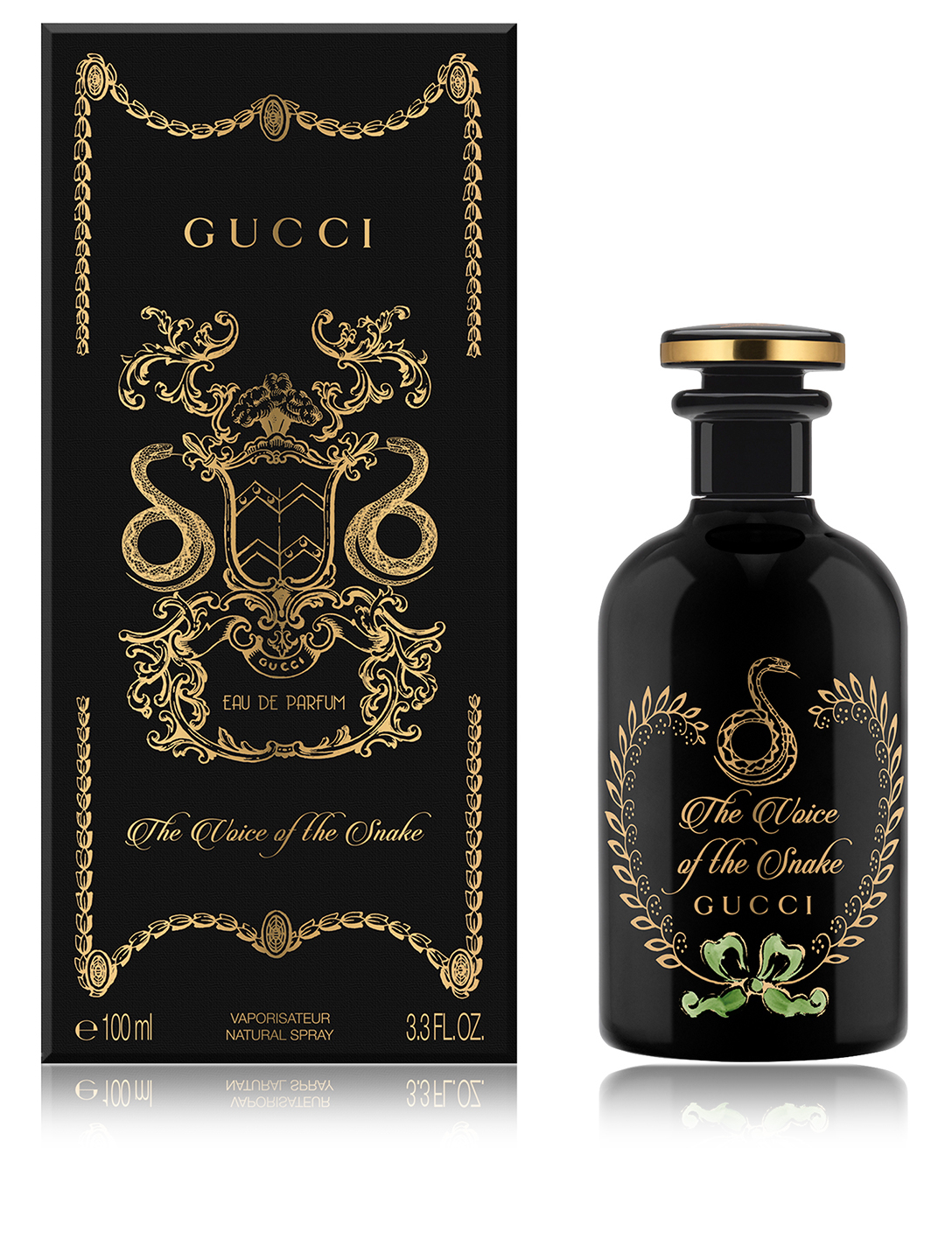GUCCI The Alchemist's Garden The Voice of the Snake Eau de Parfum Collections