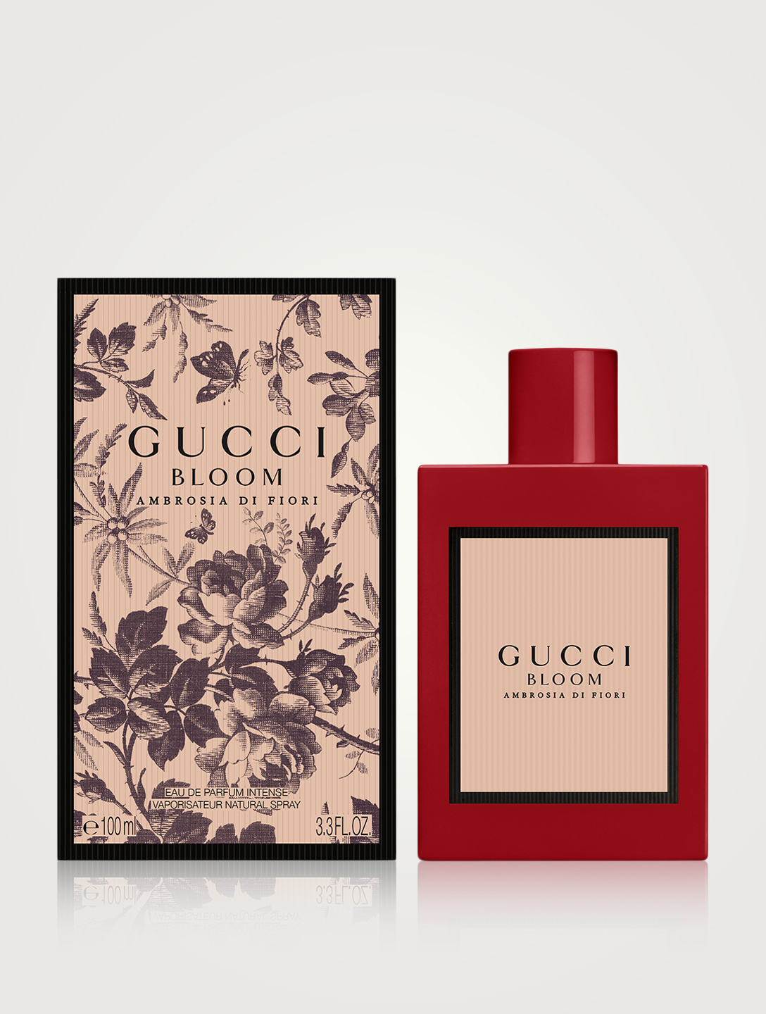 GUCCI Gucci Bloom Ambrosia di Fiori Eau de Parfum Intense For Her Beauty