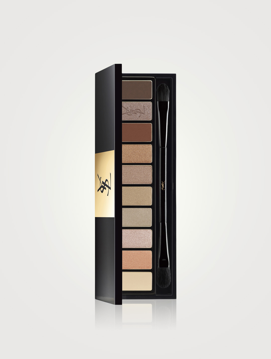 YVES SAINT LAURENT Couture Variation Eyeshadow Palette Beauty Brown