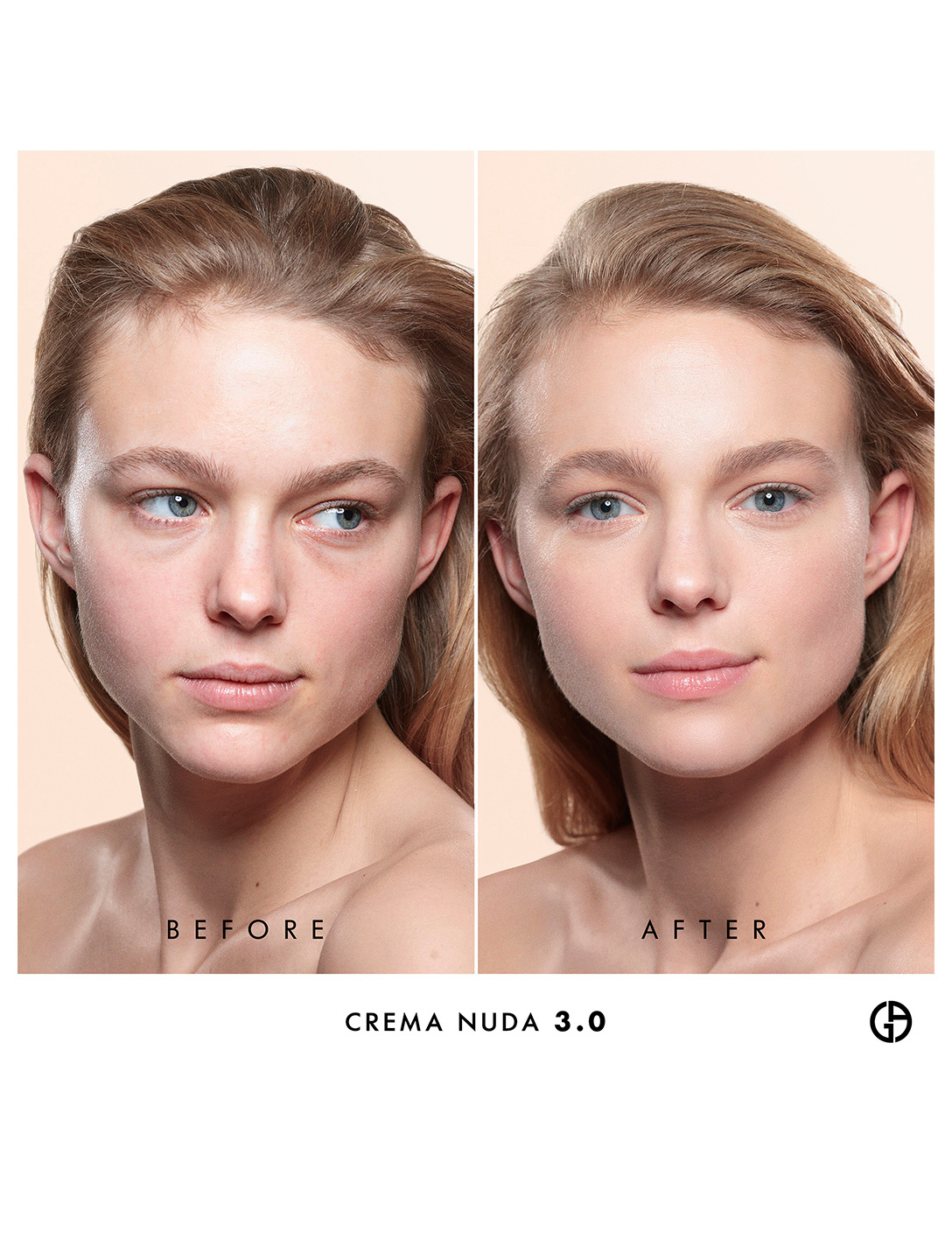 GIORGIO ARMANI Crema Nuda Tinted Cream Beauty Neutral
