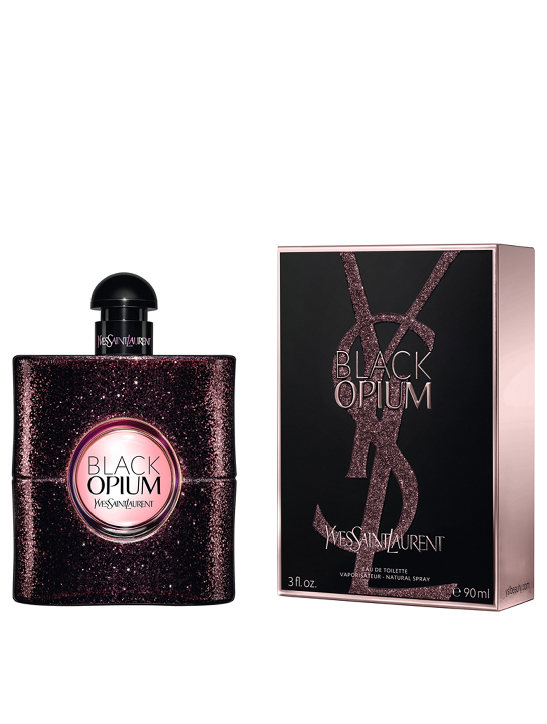 YVES SAINT LAURENT Black Opium Eau de Toilette Beauty