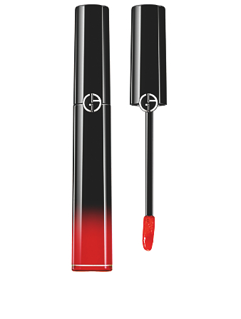 GIORGIO ARMANI Ecstasy Lacquer Lip Gloss Beauty Red