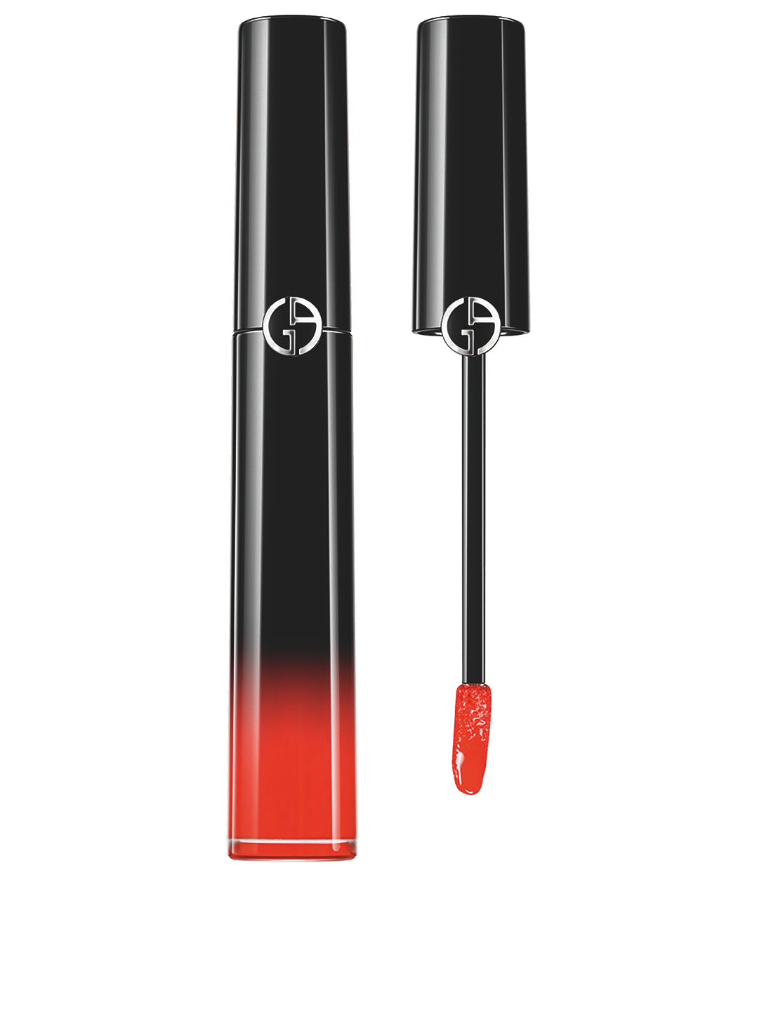 GIORGIO ARMANI Ecstasy Lacquer Lip Gloss Beauty Orange
