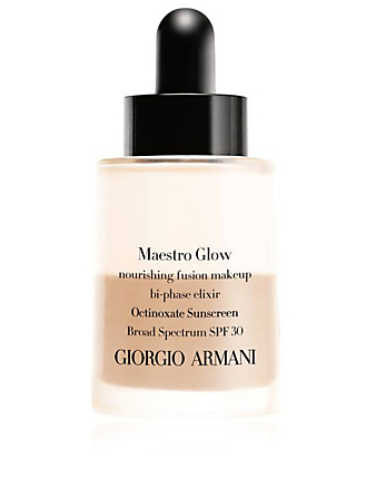 GIORGIO ARMANI Maestro Glow Nourishing Fusion Makeup Beauty Neutral