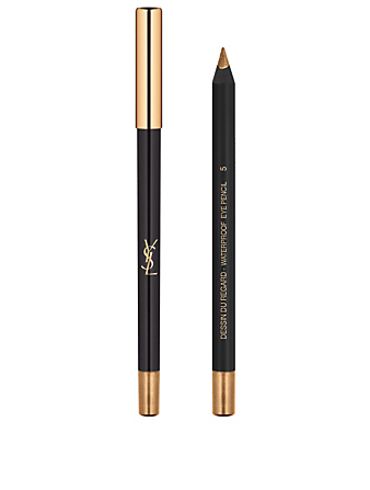 YVES SAINT LAURENT Dessin Du Regard Waterproof Eye Pencil Beauty Metallic