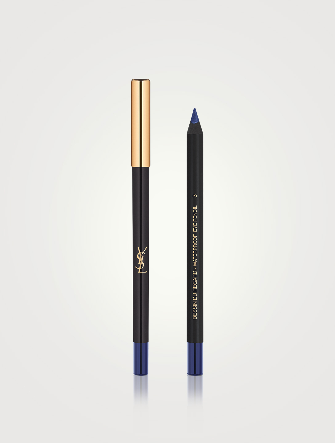 YVES SAINT LAURENT Dessin Du Regard Waterproof Eye Pencil Beauty Blue