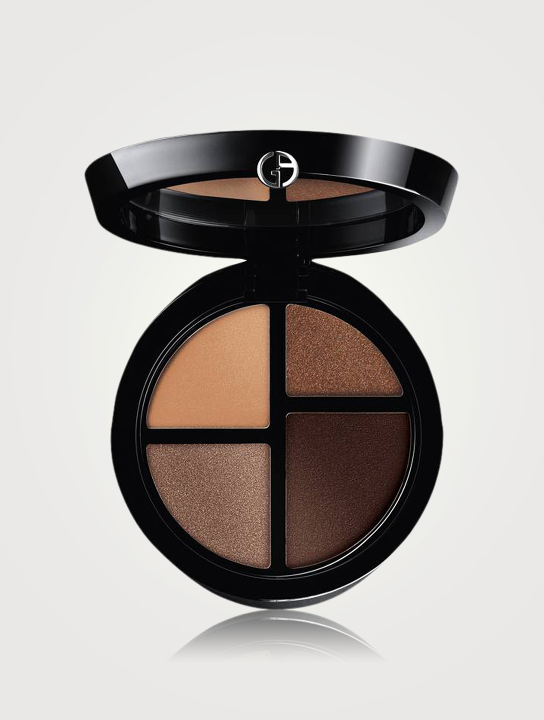GIORGIO ARMANI Eye Quattro Eyeshadow Palette Beauty Brown