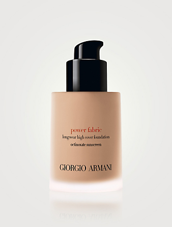 GIORGIO ARMANI Power Fabric Longwear High Cover Foundation Beauty Neutral