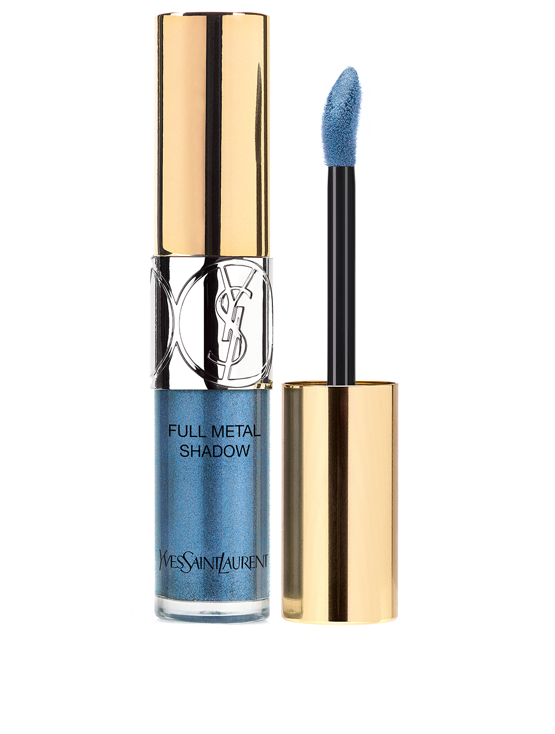 YVES SAINT LAURENT Full Metal Shadow – Spring Collection Beauty Blue