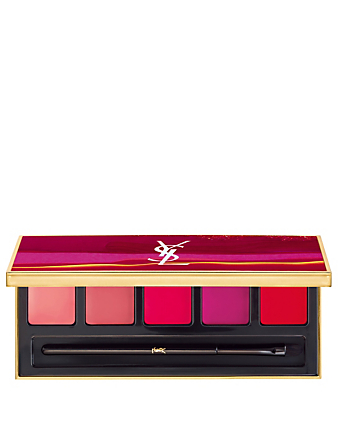 YVES SAINT LAURENT Pop Illusion Lip Palette - Limited Edition Beauty