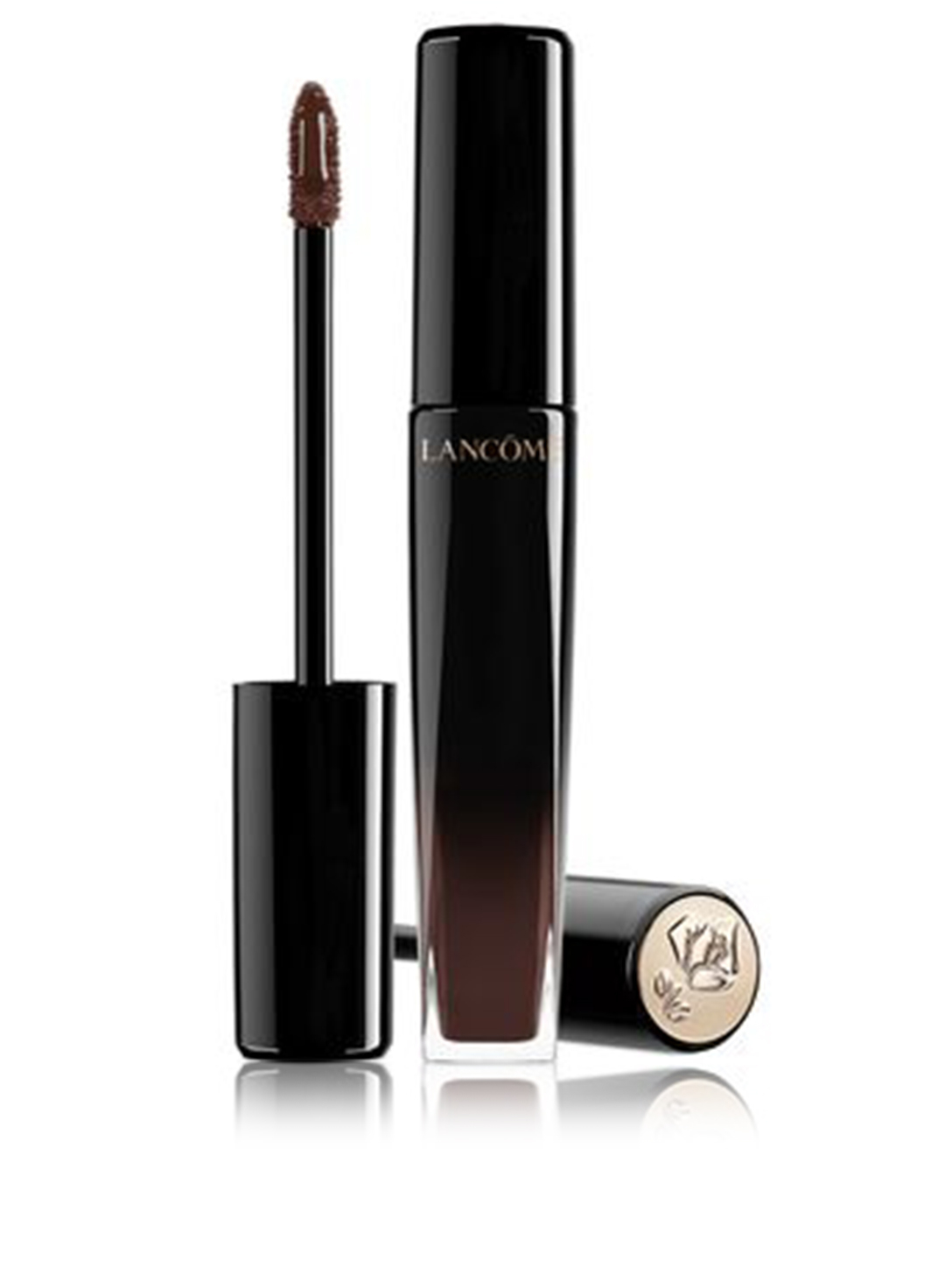 LANCÔME L'Absolu Lacquer Gloss Beauty Brown