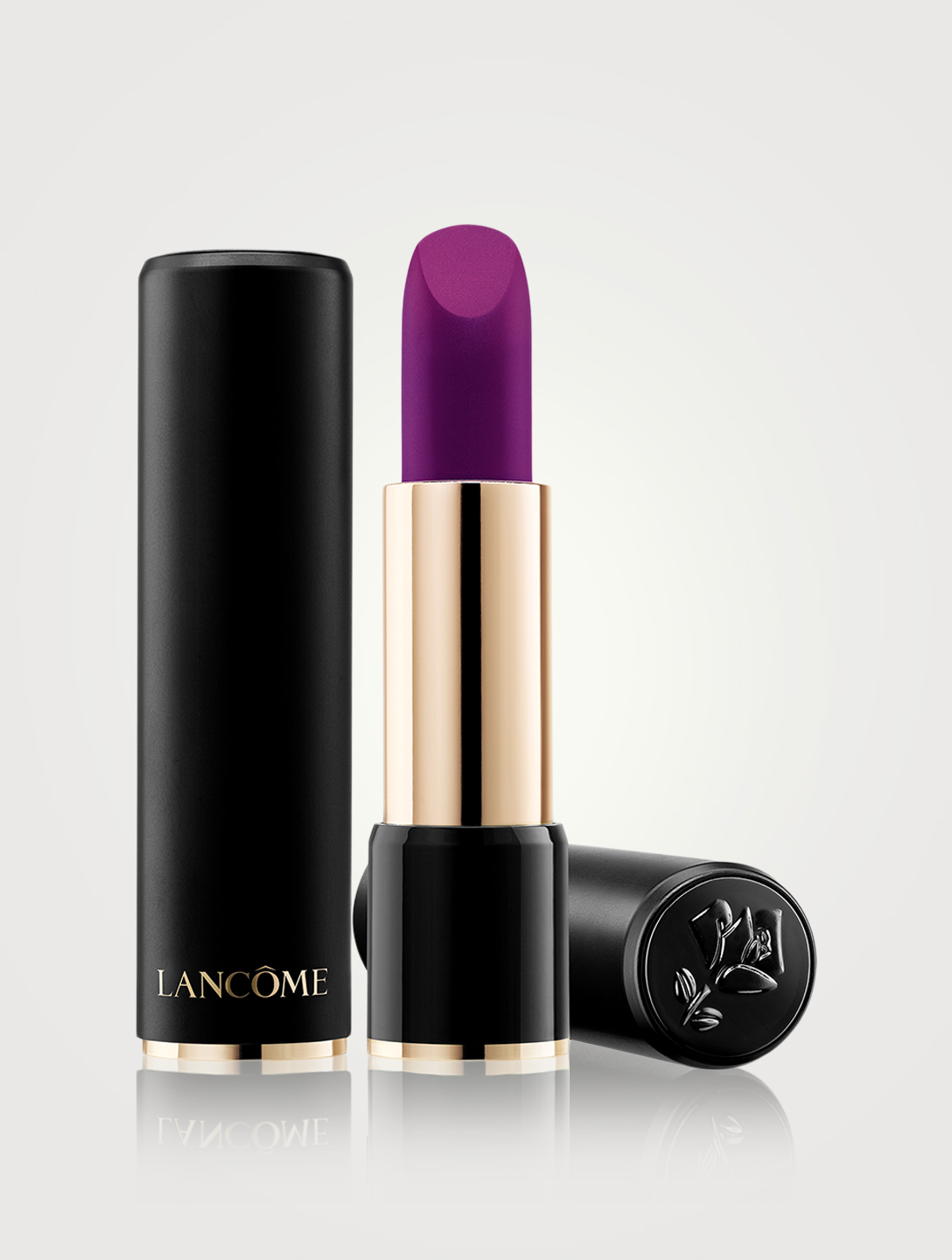 LANCÔME L'Absolu Rouge Drama Matte Lipstick Beauty Purple