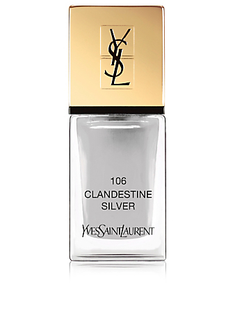 YVES SAINT LAURENT La Laque Couture Beauty Grey