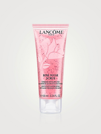 LANCÔME Rose Sugar Scrub Beauty