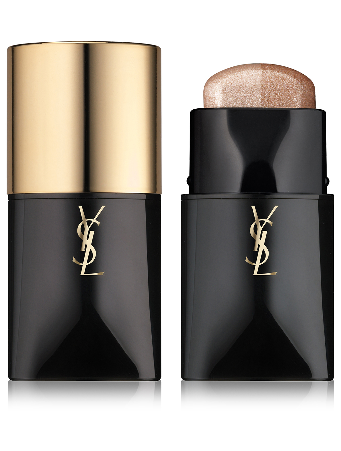 YVES SAINT LAURENT Face Highlighter - Gold Attraction Limited Edition Beauty Metallic