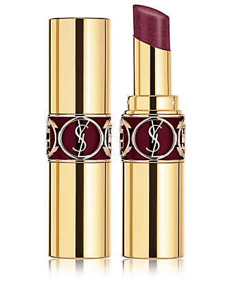 YVES SAINT LAURENT Rouge Volupté Shine Lipstick - Gold Attraction Limited Edition Beauty Red