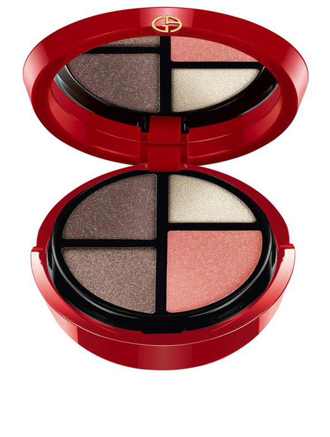 GIORGIO ARMANI Eye Quattro Fantasy Eyeshadow Palette - Limited Edition Beauty Multi