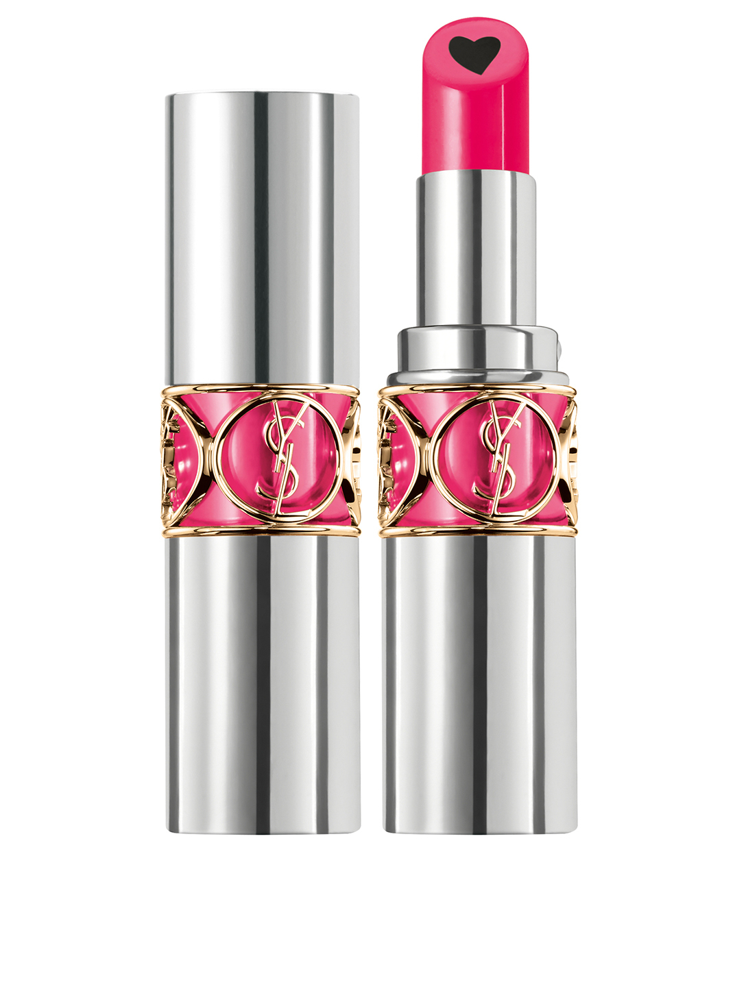 YVES SAINT LAURENT Volupté Plump-in-Colour Beauté Rose
