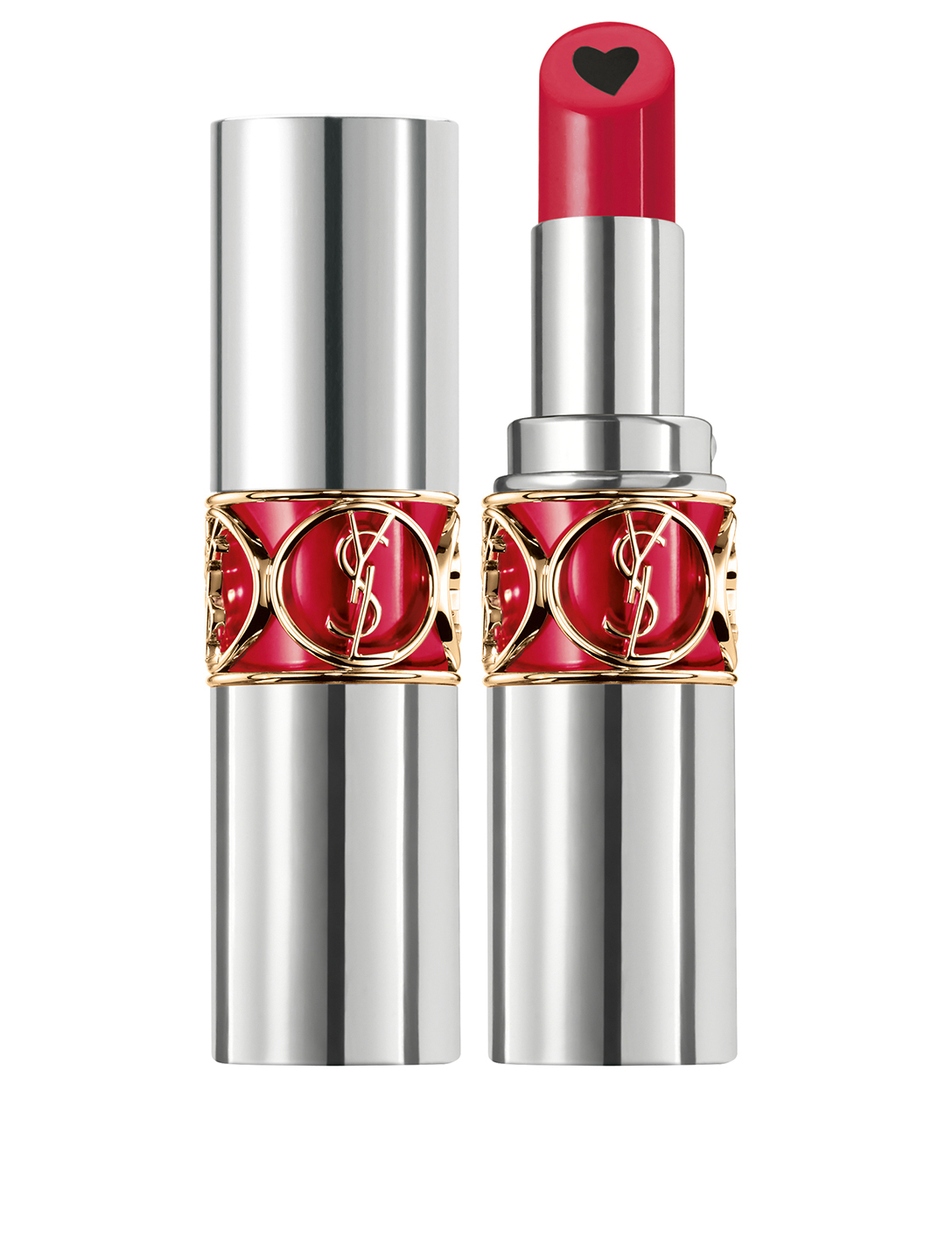 YVES SAINT LAURENT Volupté Plump-in-Colour Beauté Rouge