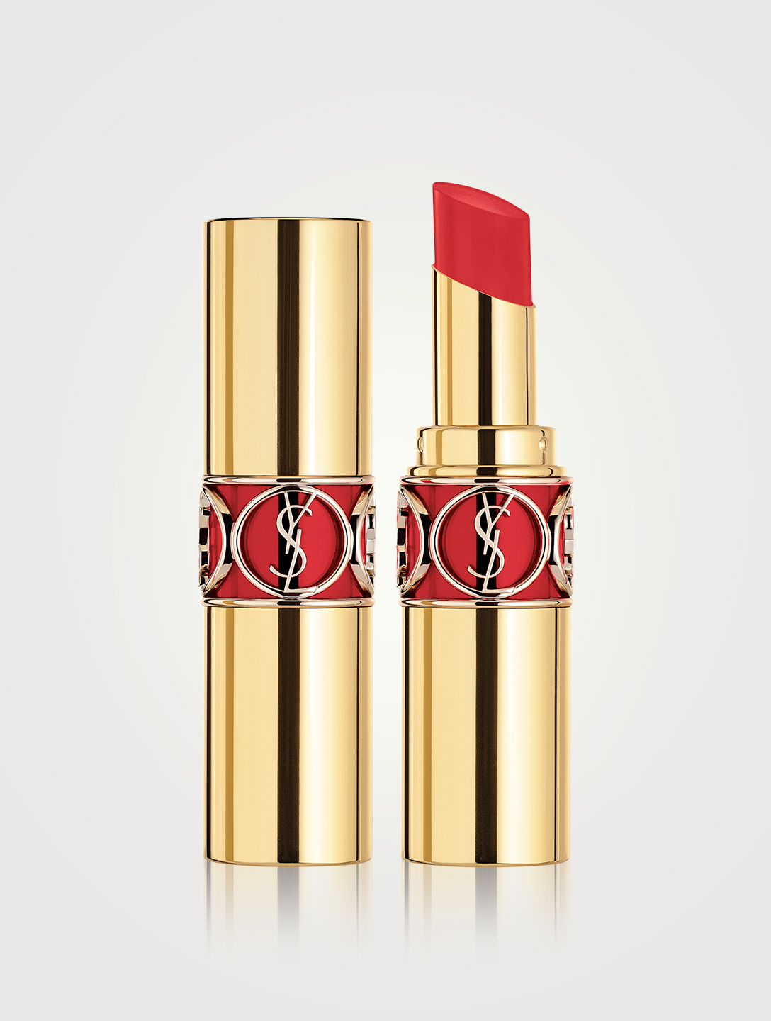 YVES SAINT LAURENT Rouge Volupté Shine Oil-in-Stick Lipstick Beauty Red