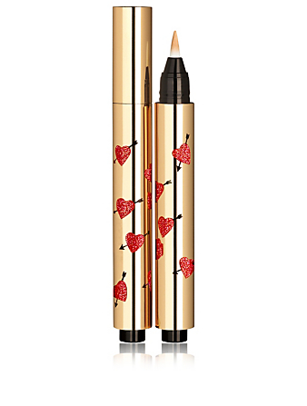 YVES SAINT LAURENT Touche Éclat Highlighter Pen -  Heart & Arrow Limited Edition Beauty Neutral