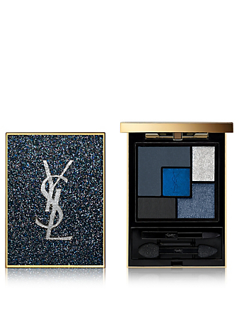 YVES SAINT LAURENT Black Opium Eau de Parfum Intense Eyeshadow Palette Beauty