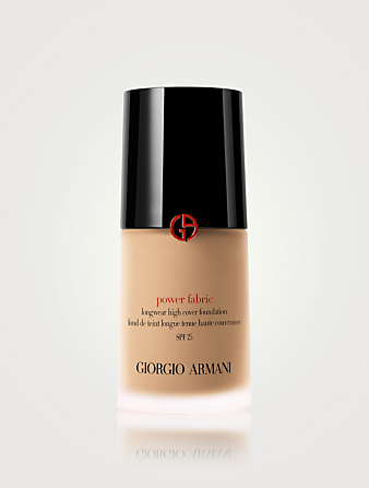GIORGIO ARMANI Power Fabric Longwear High Cover Foundation Beauty Brown