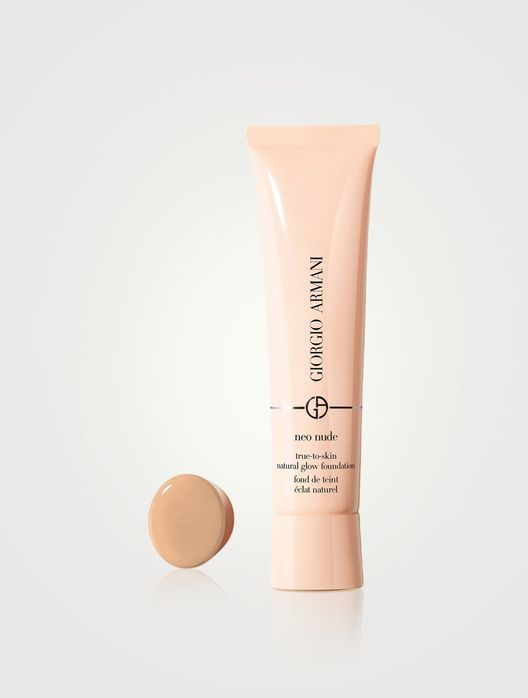 GIORGIO ARMANI Neo Nude True-To Skin Natural Glow Foundation   Holt Renfrew Canada