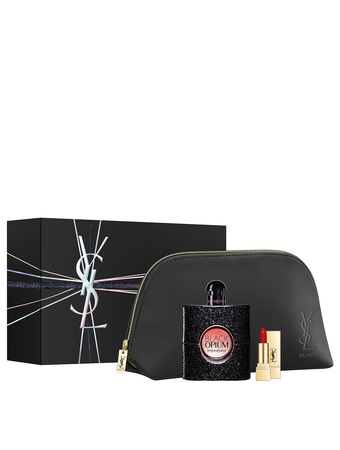 YVES SAINT LAURENT Black Opium Makeup Gift Set Beauty