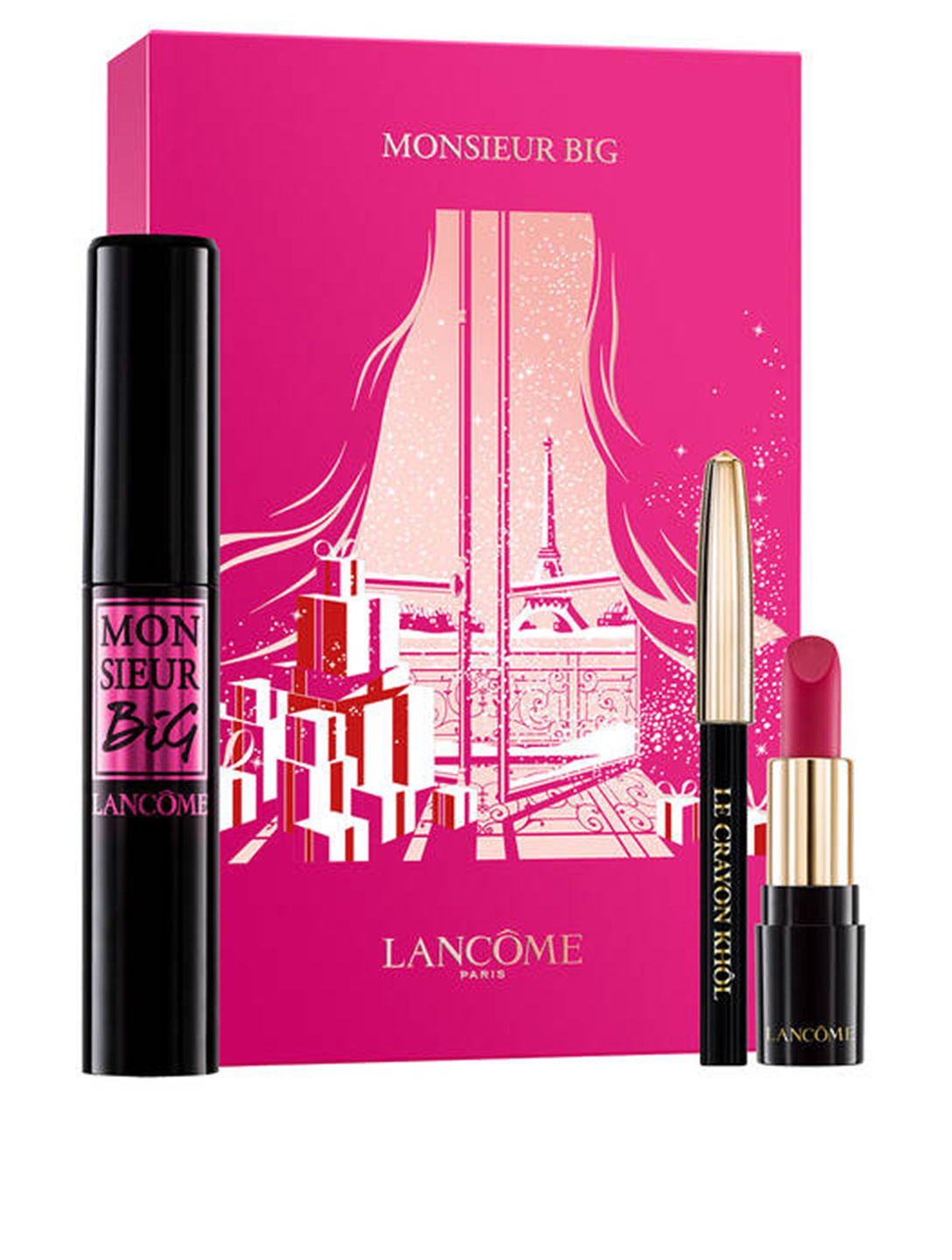 LANCÔME Monsieur Big Mascara Gift Set - Holiday Limited Edition Beauty