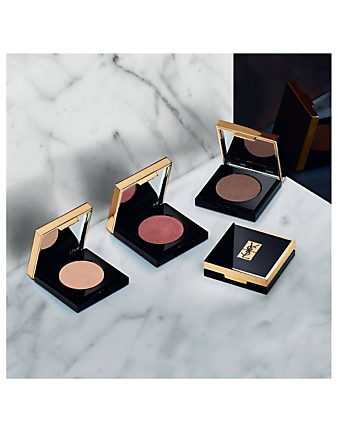YVES SAINT LAURENT Satin Crush Mono Eyeshadow Beauty Neutral