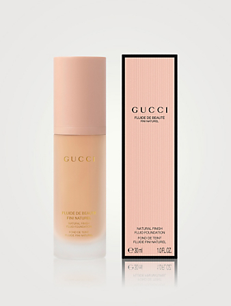 GUCCI Fluide De Beauté Fini Naturel - Natural Finish Fluid Foundation Beauty Neutral