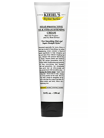 KIEHL'S Heat-Protective Silk Straightening Cream Beauty