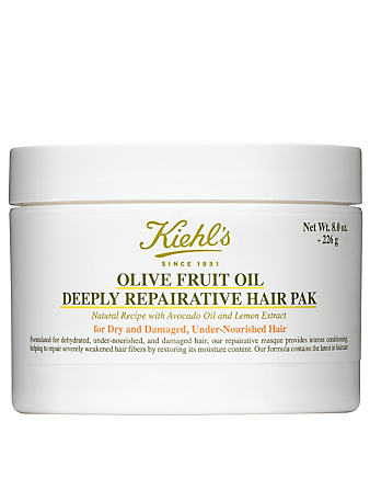 KIEHL'S Olive Fruit Oil Deeply Repairative Hair Pak Beauty