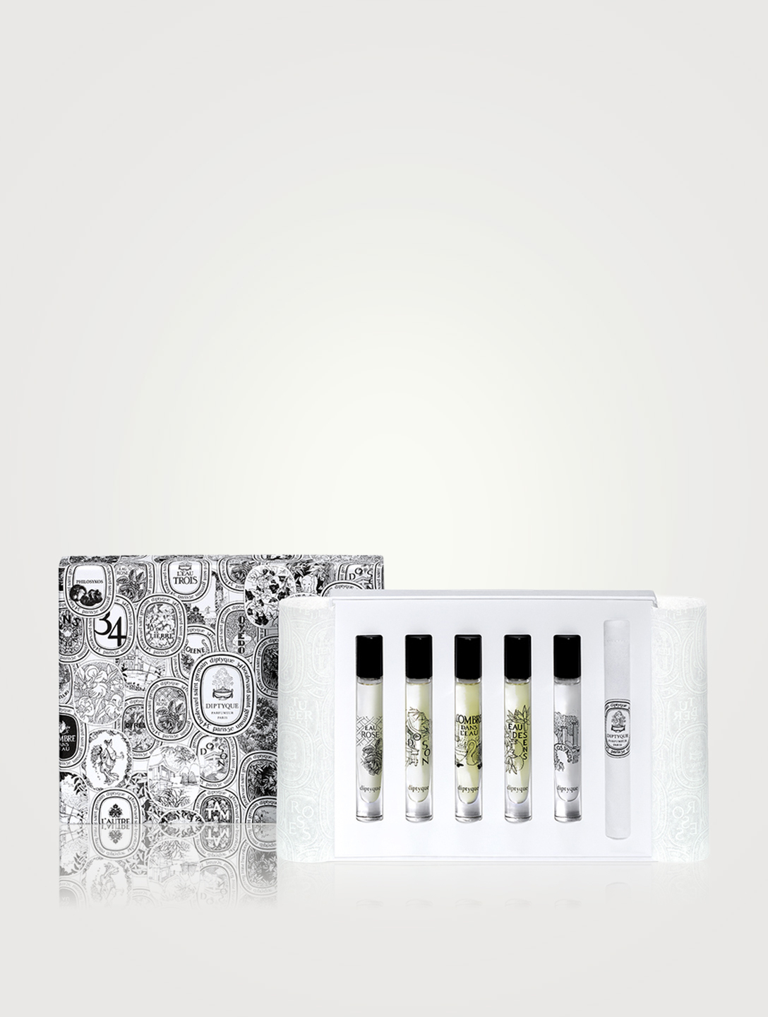 DIPTYQUE Discovery Set of 5 Eau de Toilette Beauty