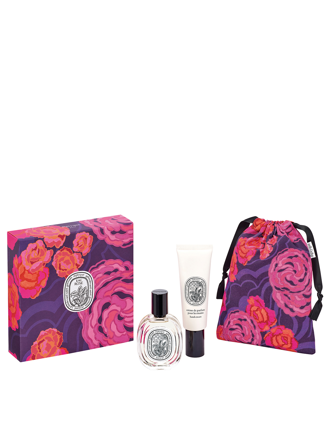 DIPTYQUE Eau Rose Duo - Limited Edition Beauty