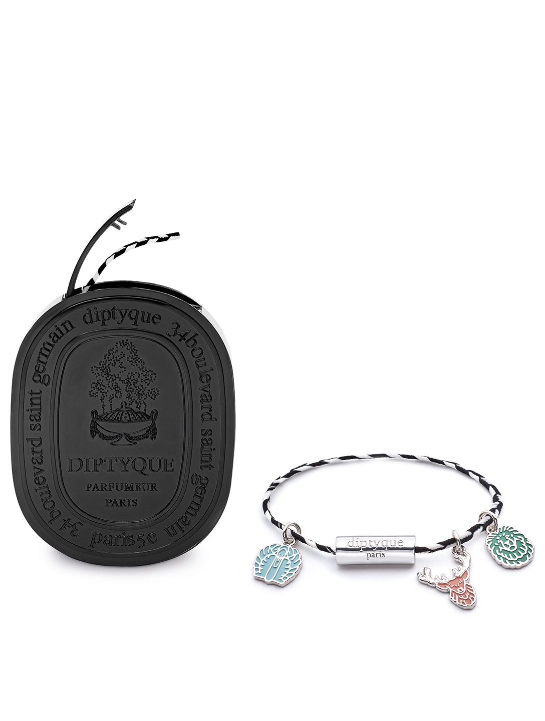 DIPTYQUE Do Son Perfumed Bracelet With Three Charms Beauty