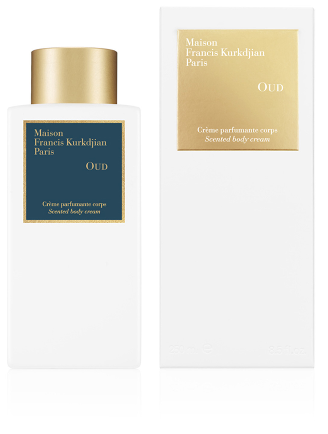 MAISON FRANCIS KURKDJIAN Oud Scented Body Cream Beauty
