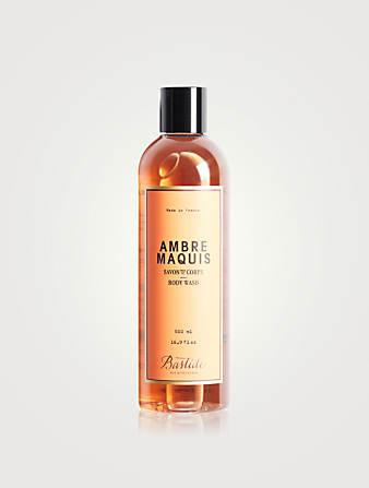BASTIDE Natural Body Wash Ambre Maquis Beauty