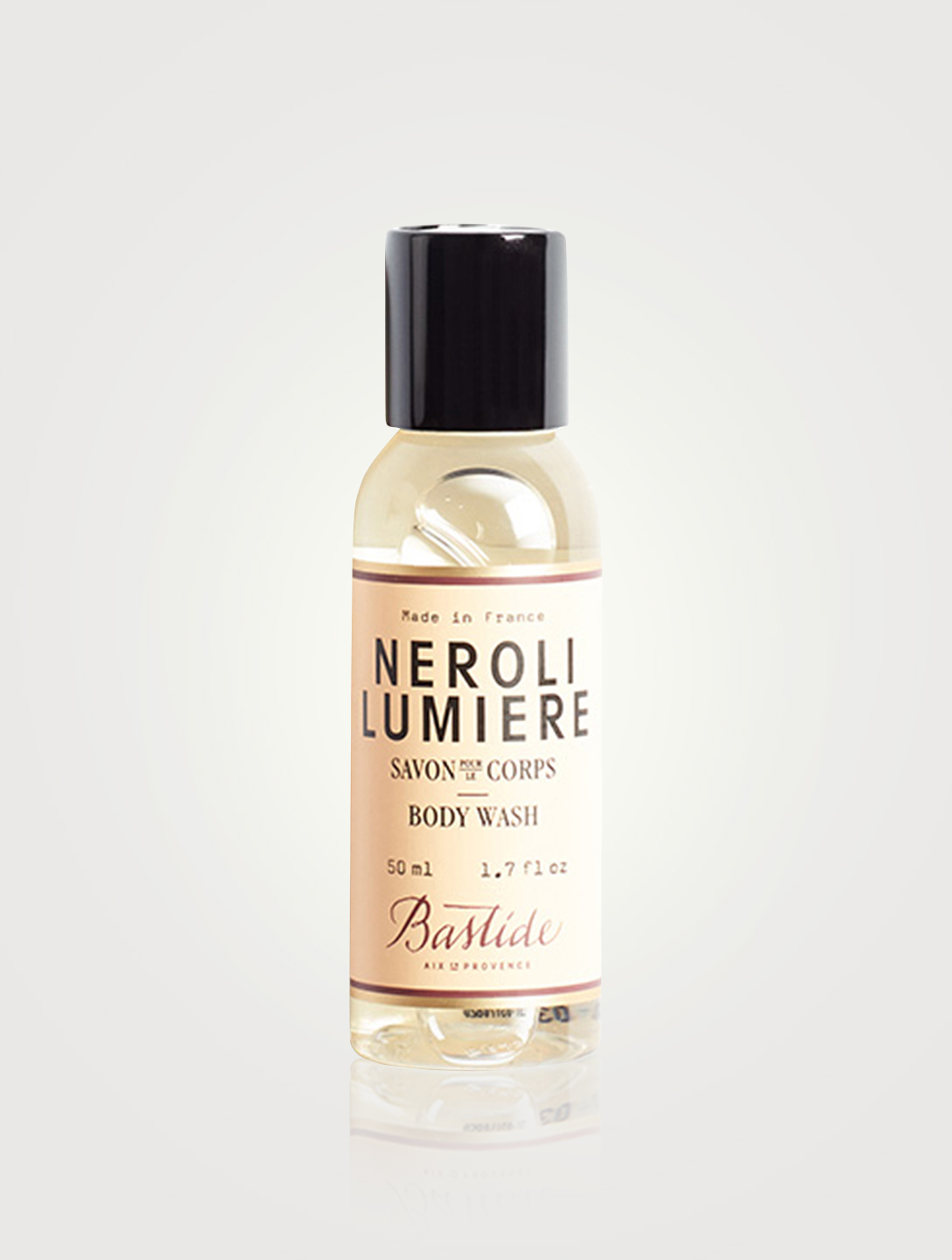 BASTIDE Travel Size Natural Body Wash Néroli Lumière Beauty