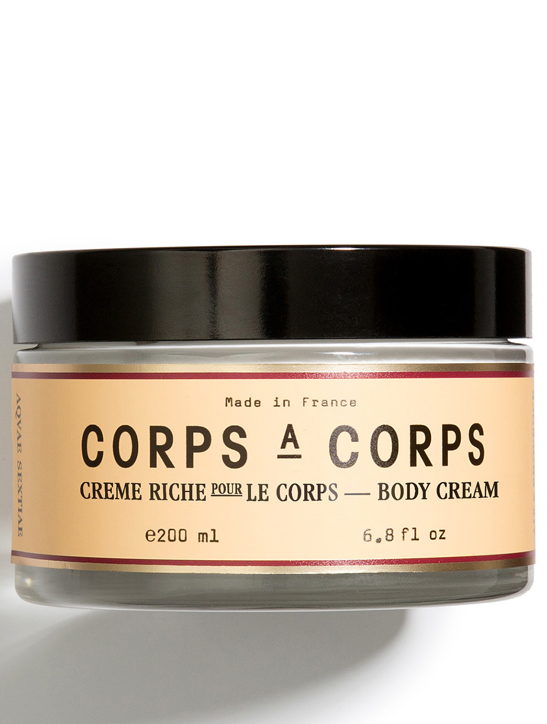 BASTIDE Corps-A-Corps Body Cream Beauty