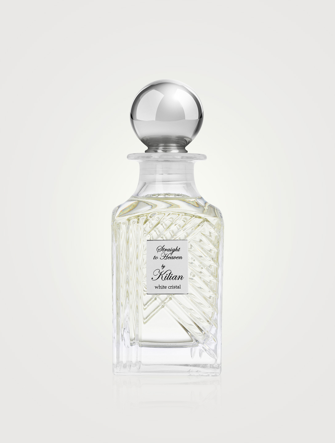 KILIAN Mini-carafe d'eau de parfum Straight to Heaven, white cristal Beauté