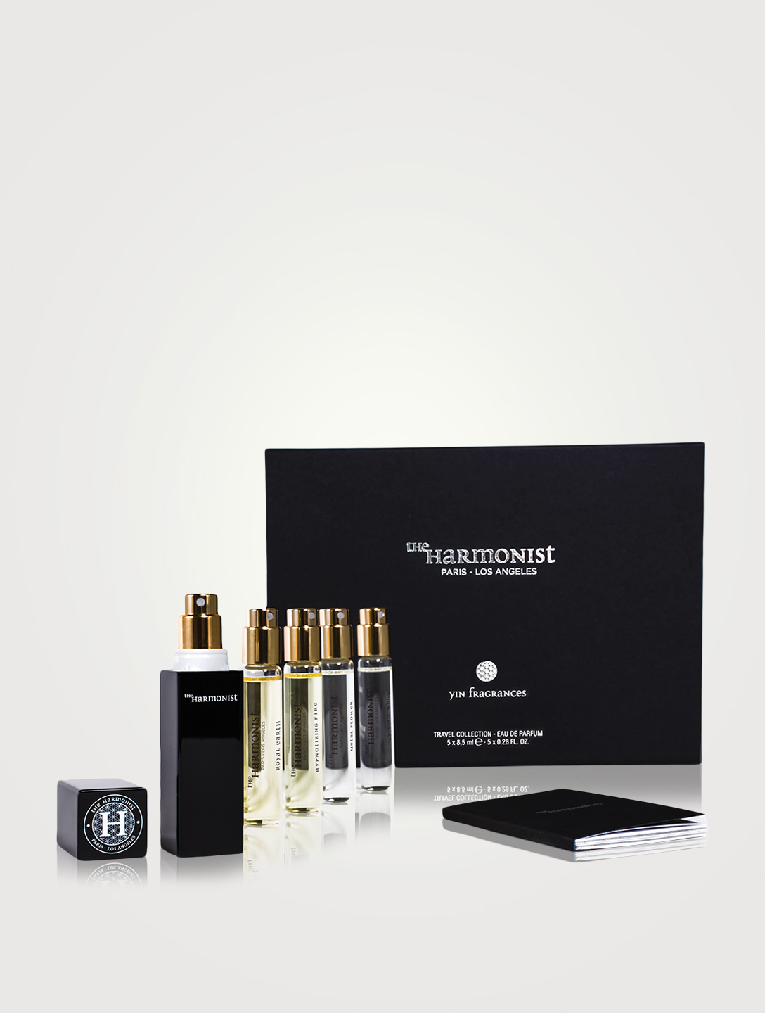 THE HARMONIST Collection voyage Yin Beauté