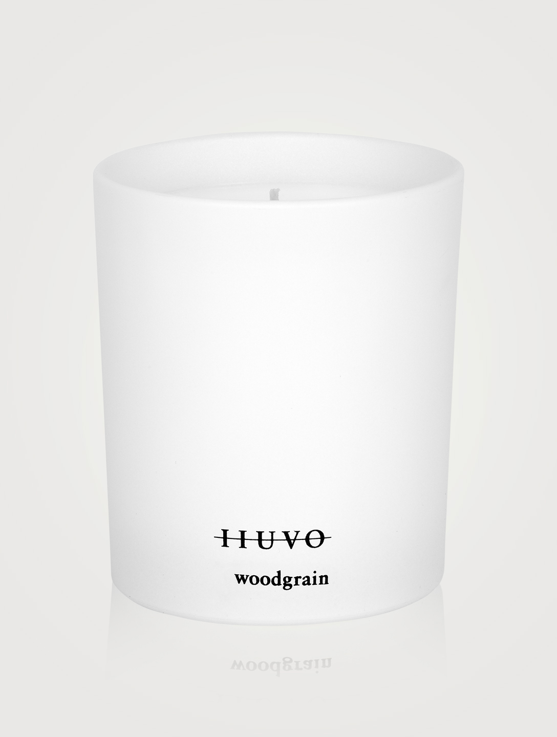 IIUVO Woodgrain Scented Candle Beauty