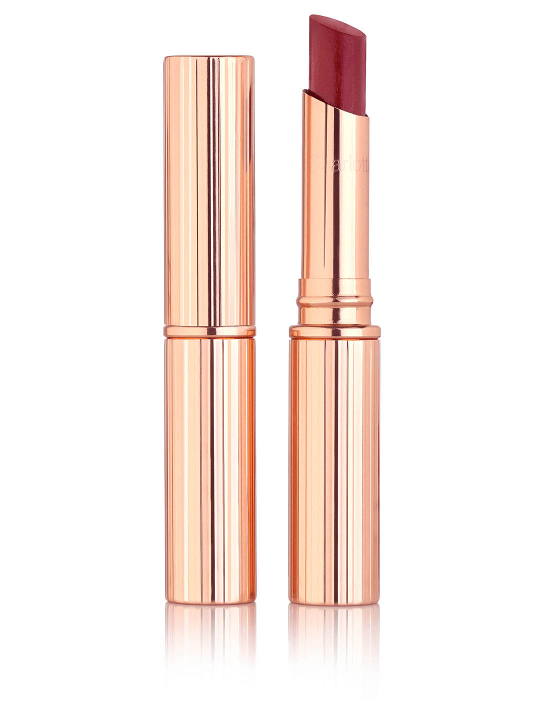 CHARLOTTE TILBURY Superstar Lips Holiday Glossy Lipstick Beauty Pink