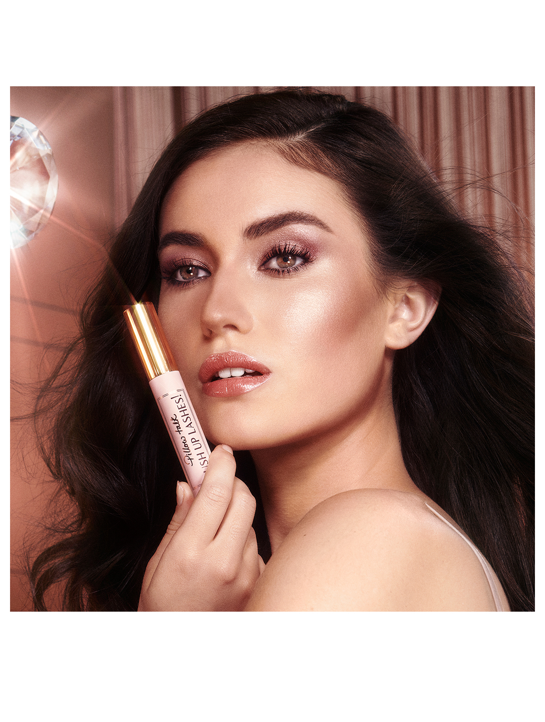 CHARLOTTE TILBURY Duo regard Pillow Talk Push-Up Eye Secrets Beauté Rose