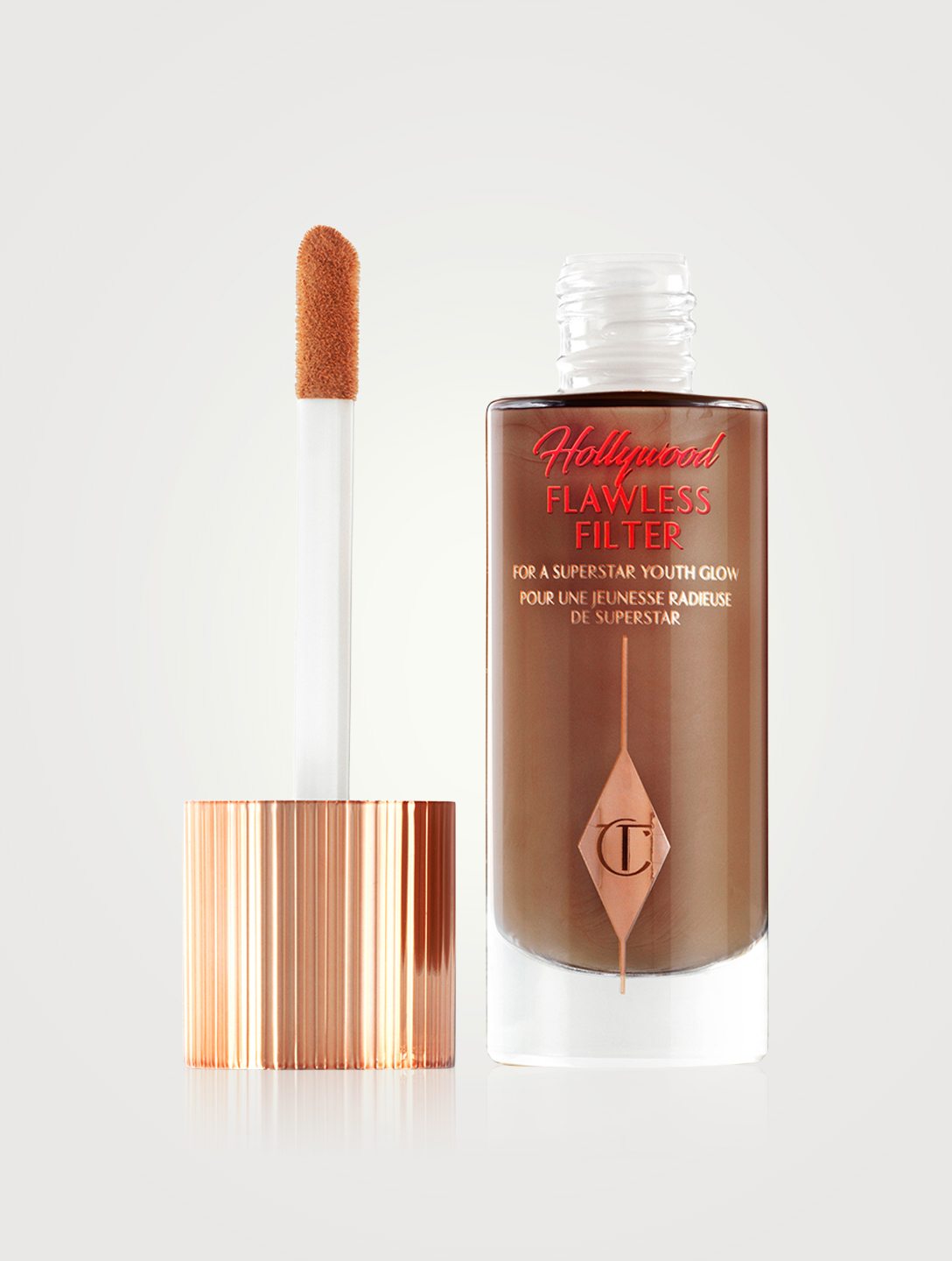 CHARLOTTE TILBURY Base de teint Hollywood Flawless Filter Beauté Écru